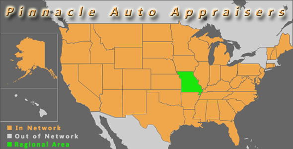 map missouri pinnacle auto appraiser appraisal diminished value