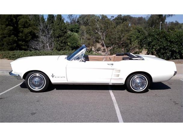 san diego california mustang convertable pinnacle auto appraiser appraisal dimished value